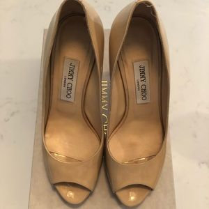 Jimmy Choo Luna Pumps - size 38